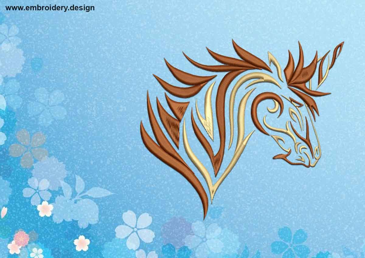 Bearded Unicorn