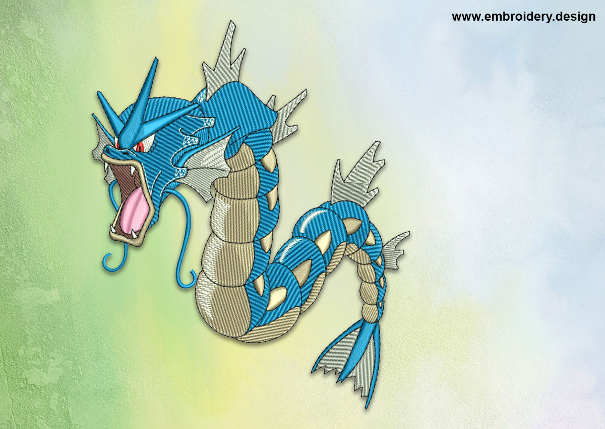 This Gyarado Pokemon