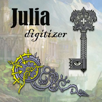 Julia Digitizer