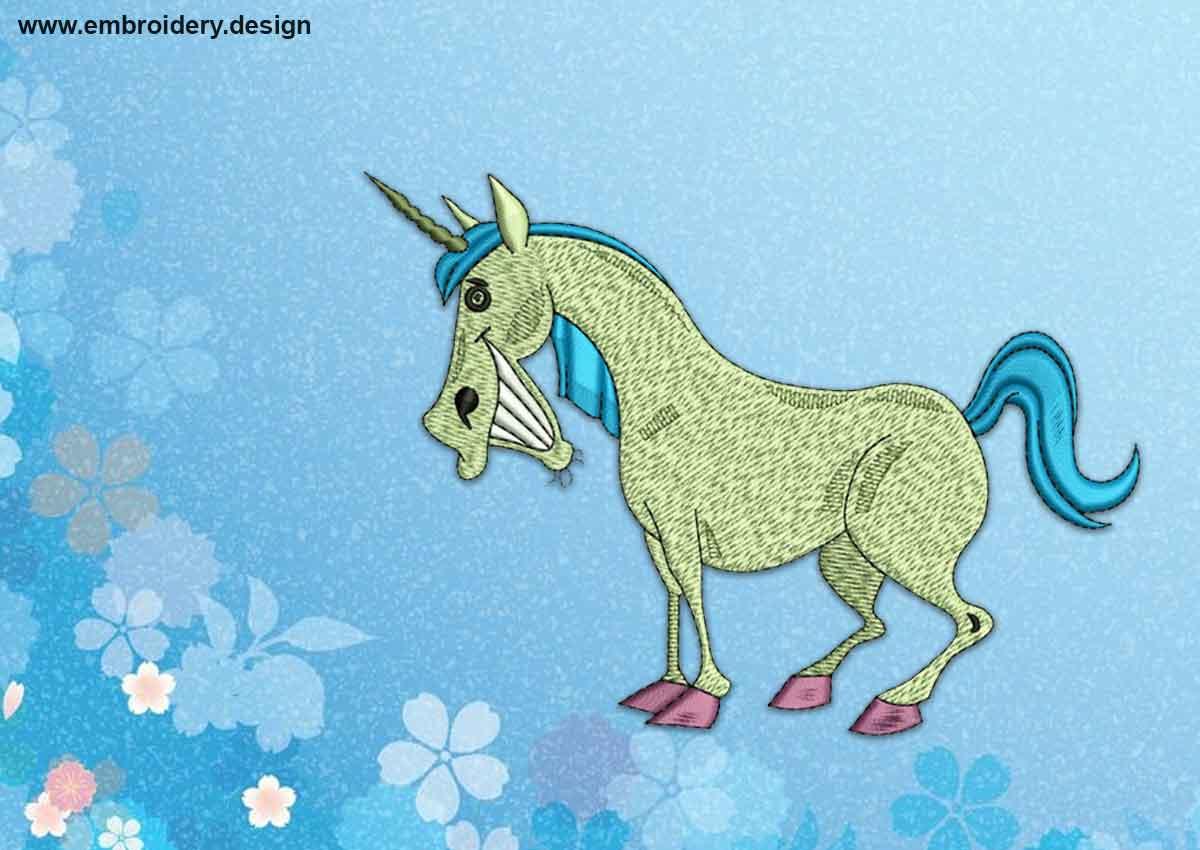 Laughing Unicorn