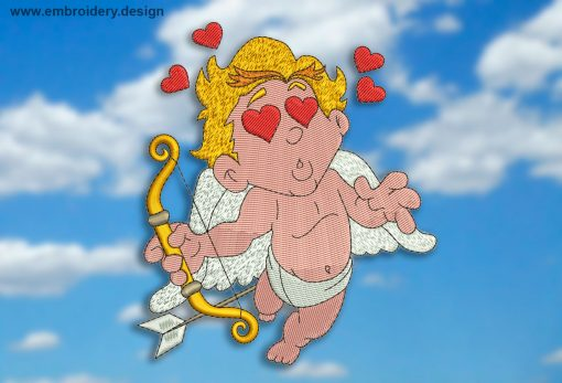 This Cupid in love