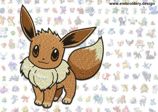 This Eevee Pokemon