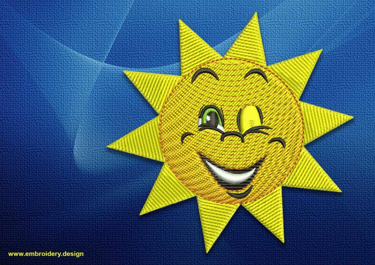 Merry sun