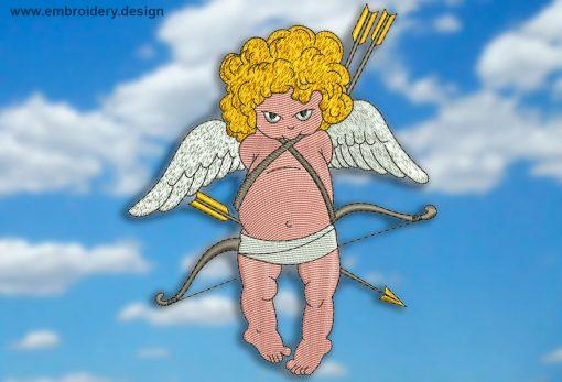 This Prankish Cupid