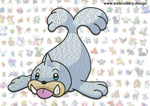 This Seel Pokemon