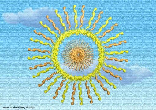 This Shining sun