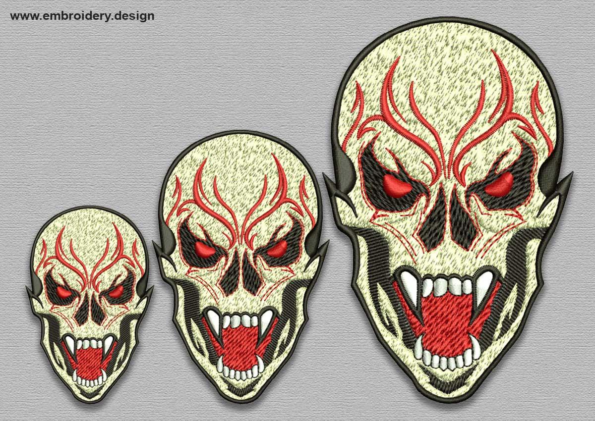Skull Dracula