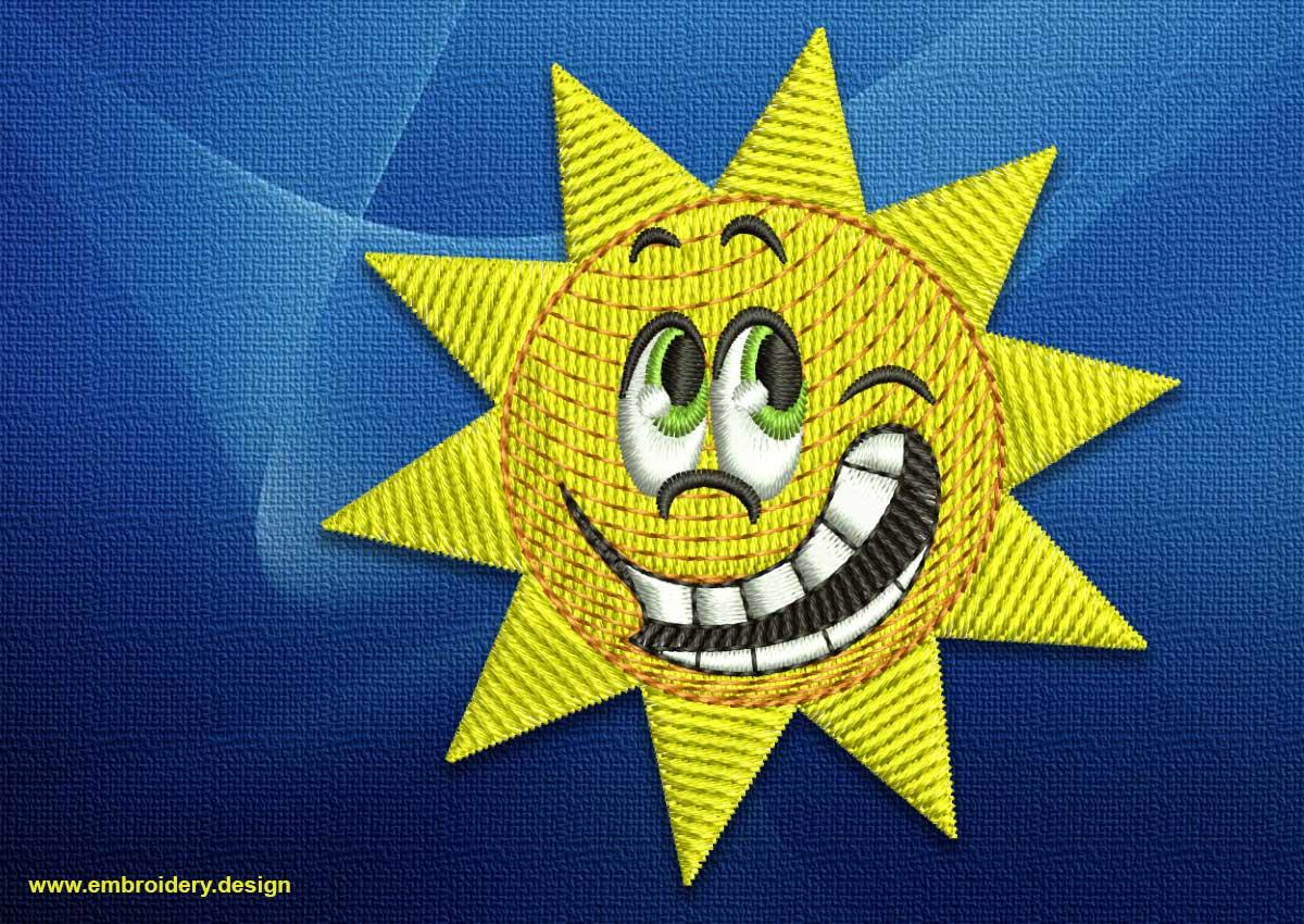Strained sun